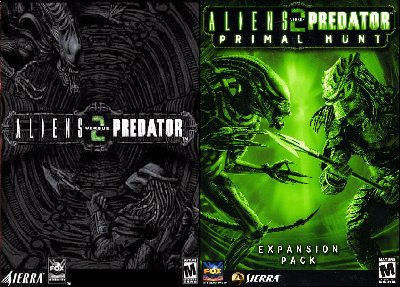 Aliens vs. Predator 2 key