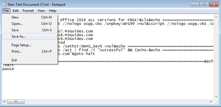 activate microsoft office 2016 all versions for free