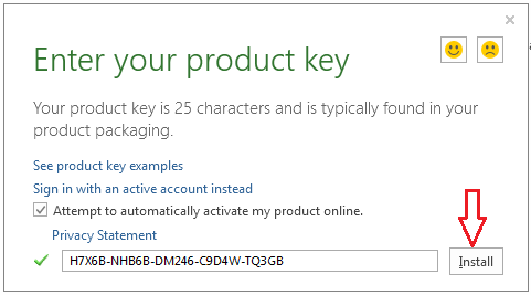 Microsoft Office 2016 Product Key Free 2019