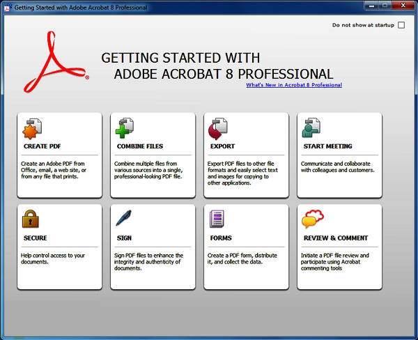 Adobe Acrobat 8 Professional Serial Number Free 2019