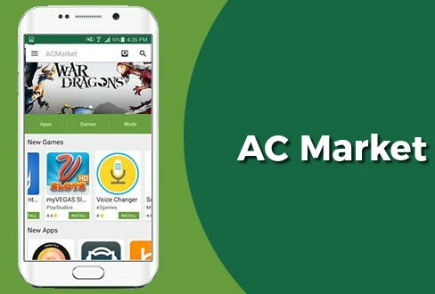 Install Acmarket App to get access to thousands of free android apps