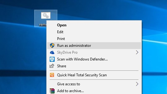 "how to remove ""go to settings to activate windows 10 watermark"""
