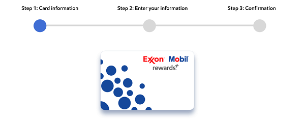 ExxonMobilRewardsPlus Register a Card
