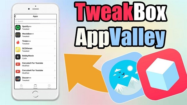 AppValley - Get Apps, Games, Mods for iOS without Jailbreak