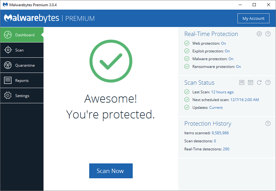 Malwarebytes free downloads