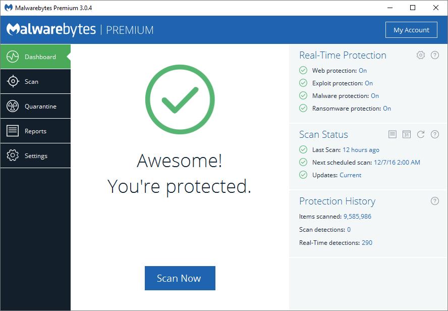 Malwarebytes free downloads