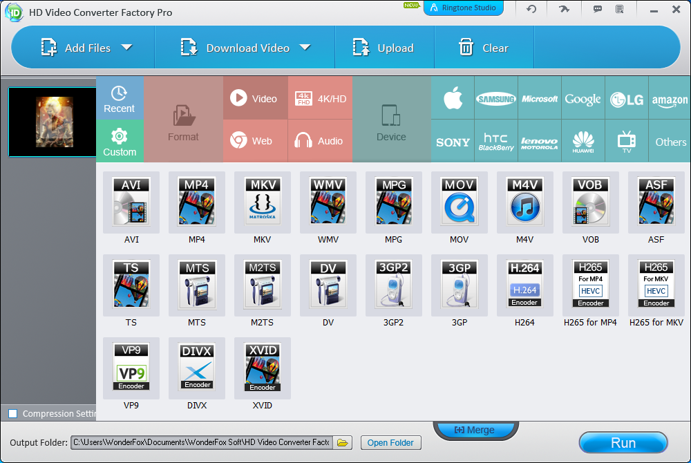 WonderFox HD Video Converter Factory Pro v17.2 Giveaway 2019 (15 days)