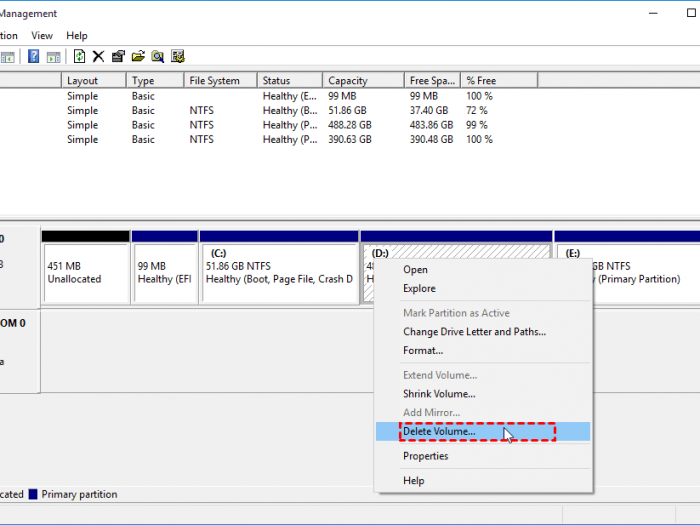 How to Extend Partition with Unallocated Space in Windows PC 11